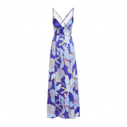 MARCIANO GUESS - Abito lungo stampa floreale Marciano Art. 02G812 9239Z P7AB