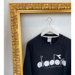 DIADORA - Felpa girocollo con logo Art. 502.173624 01 C7306
