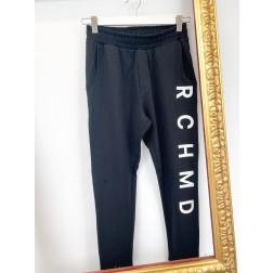 RICHMOND SPORT - Joggers Makky con scritta laterale Art. UMA19039PA