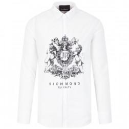 JOHN RICHMOND - Camicia con stampa Jasmine Art. RMP20149CA