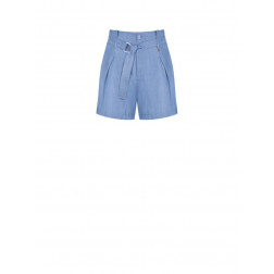 RINASCIMENTO - Shorts morbido denim con cintura Art. CFC0099007003