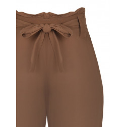 RINASCIMENTO - Pantalone cintura tono su tono Art. CFC0099067003