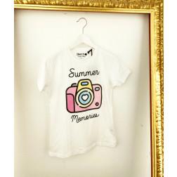 NARCISO - T/shirt slim Art. SM23 S FOTO