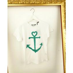 NARCISO - T/shirt slim Art. SM13 S ANCORA