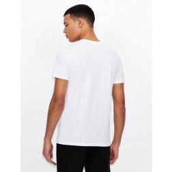 ARMANI EXCHANGE - T-shirt con mini scritta 8NZT93 Z8H4Z 1100