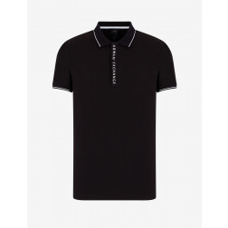 ARMANI EXCHANGE - Polo con zip 8NZF71 ZJH2Z 1200