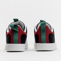 ARMANI EXCHANGE - Sneakers color block XUX096 XV291 K512
