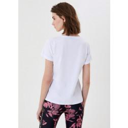 LIU JO SPORT - T/shirt con stampa TA1156 J5003 11110