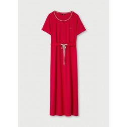 LIU JO SPORT - Vestito con cintura TA1034 J6072 81761