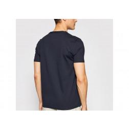 TOMMY HILFIGER - T-shirt logo a rilievo MW17671 DW5