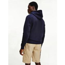 TOMMY HILFIGER - Felpa hoodie essential MW17382 L6N