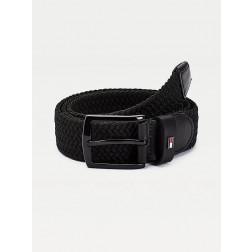 TOMMY HILFIGER BORSE - Cintura Denton a corda AM7316 BDS