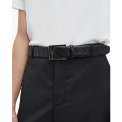 CALVIN KLEIN BORSE - Cintura in pelle con logo K506871 0GL