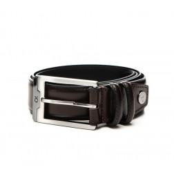 CALVIN KLEIN BORSE - Cintura in pelle K506868 BAR