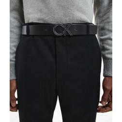 CALVIN KLEIN BORSE - Cintura in pelle con logo K506867 BAX