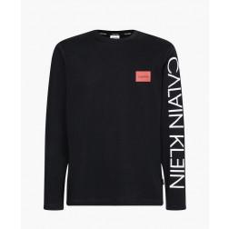 CALVIN KLEIN - T-shirt in cotone bio K106492 BEH