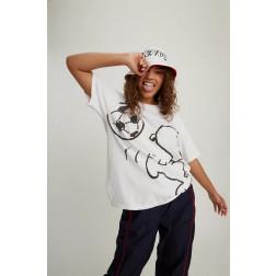 LEVIS - T-shirt Peanuts football 56152-0003