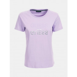 GUESS - T-shirt logo W1GI0C I3Z11 G4G8
