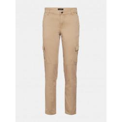 GUESS - Pantalone cargo W1RB14 WDPA1 G1J7