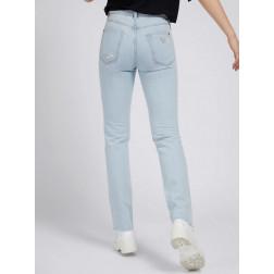 GUESS - Jeans cintura strass W1RA16 D3Y0I SHNJ