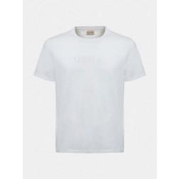 GUESS - T-shirt logo ricamato M82P64 R7HD0 G011