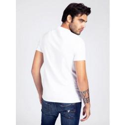 GUESS - T-shirt stampa palme M1GI58 J1311 TWHT