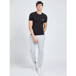 GUESS - T-shirt basic M1RI24 J1311 JBLK