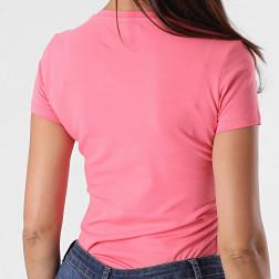 GUESS - T-shirt logo pois W0YI0F J1300 G61Z