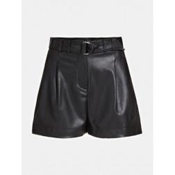 GUESS - Shorts ecopelle W0YD52 WBG60 JBLK