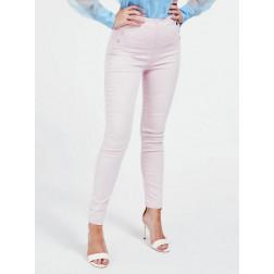 GUESS - Pantalone bottoni W0YB57 WD2S0 F68N