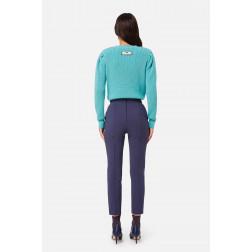 ELISABETTA FRANCHI - Pantalone skinny PA36006E2 110