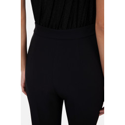 ELISABETTA FRANCHI - Pantalone con ricamo PA35906E2 110