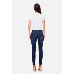 ELISABETTA FRANCHI - Jeans vita alta PJ80S06E2 104