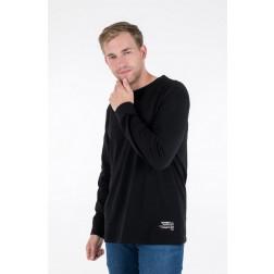 GUESS - T-shirt manica lunga M0YI67 K8HM0 JBLK