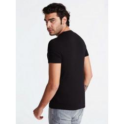 GUESS - T-shirt girocollo M0YI24 J1300 JBLK