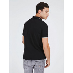GUESS - Polo classica M0YP60 K7O60 JBLK