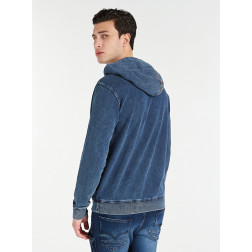 GUESS - Felpa denim M0YQ45 K9V10 F7V2