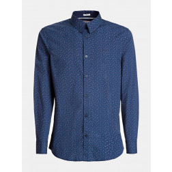 GUESS - Camicia stampa all over M0YH20 W8BX0 PEP7