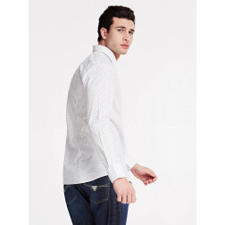 GUESS - Camicia stampa all over M0YH20 W8BX0 PPP0