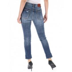 FRACOMINA - Jeans banda militare W10005D01002 349 JSANDRA