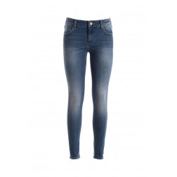 FRACOMINA - Jeans second skin used W10001D00702 346 JKATY