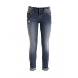 FRACOMINA - Jeans skinny push up W10008D00802 349 JTINA