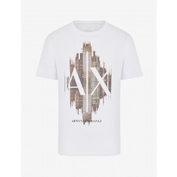 "ARMANI EXCHANGE - T-shirt ""city"" 6HZTFG ZJH4Z 1100"