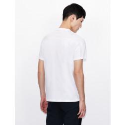 ARMANI EXCHANGE - T-shirt regular fit 6HZTLL ZJH4Z 1100