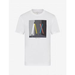 ARMANI EXCHANGE - T-shirt led 6HZTLA ZJH4Z 1100