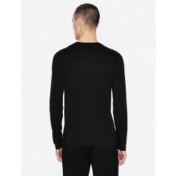 ARMANI EXCHANGE - T-shirt girocollo 8NZM77 ZJA5Z 1200