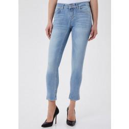 LIU JO JEANS - Jeans skinny cropped UA1006 D4611 78208