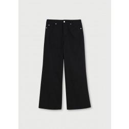 LIU JO JEANS - Jeans flared sfrangiato WA1114 T7144 22222