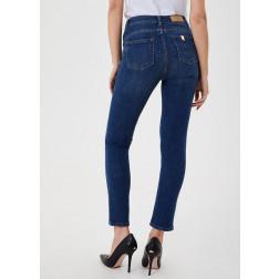 LIU JO JEANS - Jeans skinny vita alta UA1039 D4538 78138