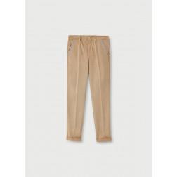 LIU JO JEANS - Pantalone con applicazione tasca WA1231 T4810 X0364
